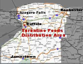 Tarantino Foods Buffalo New York